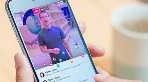 Facebook Live: why it's good for business